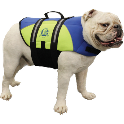 NEOPRENE DOGGY LIFE JACKETS