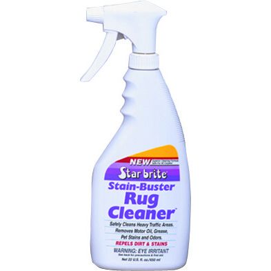 STAIN-BUSTER RUG CLEANER