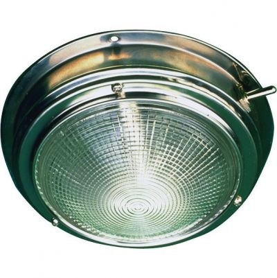 STAINLESS STEEL DOME LIGHT