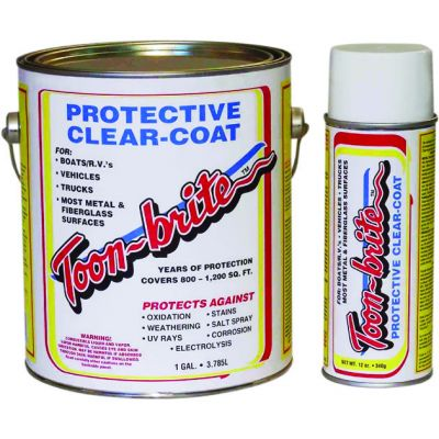 TOON-BRITE PROTECTIVE CLEAR-COAT