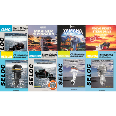 SELOC TECHNICAL REPAIR AND TUNE-UP MANUALS