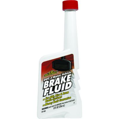 GOLD EAGLE DOT 3 BRAKE FLUID