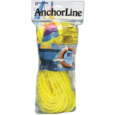 HOLLOW BRAIDED POLYPROPYLENE ANCHOR LINE